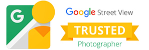Google Street View Pro Trusted Photographer Badge